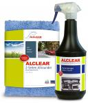 ALCLEAR® Set Premium Auto Innenreiniger 1000ml und 2-Seiten Allrounder 72103IR