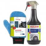 ALCLEAR® Set Premium Auto Felgenreiniger 1000ml und FELGENHANDSCHUH 72113FR
