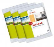 ALCLEAR® 3-er Set Ultra-Microfasertuch STAR weiß 40 x 45 cm 950006