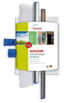 ALCLEAR® Ultra-Microfaser FENSTERSET, 3-teilig 960008