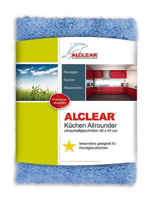 ALCLEAR® KÜCHEN ALLROUNDER blau 40 x 40 cm 820203K
